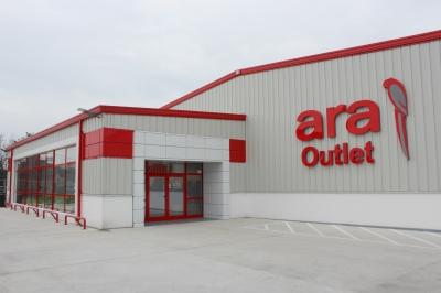 design unic boutique outlet ultima moda Pantofi de cea mai bună calitate la ARA Outlet în Valea lui Mihai